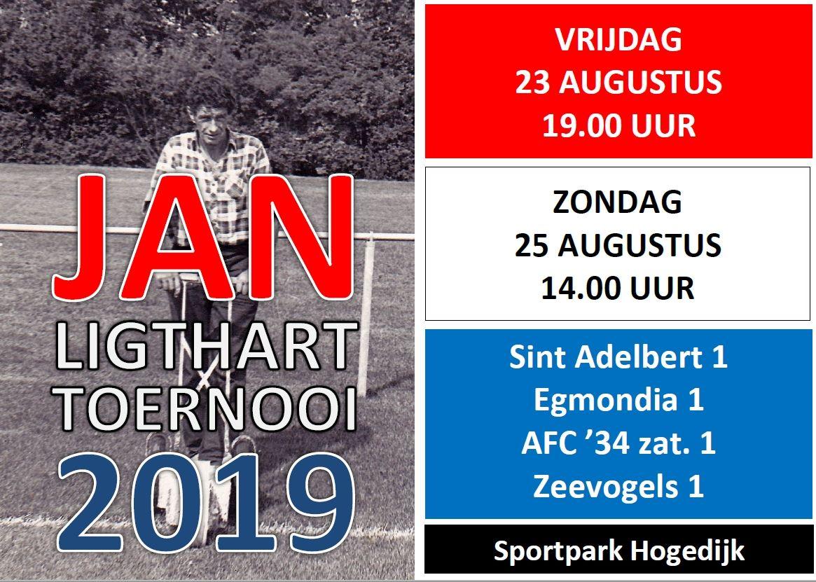 Jan Ligthart Toernooi 2019