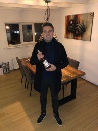 Dennis de Waard beste in 2e ronde Glazen Bal