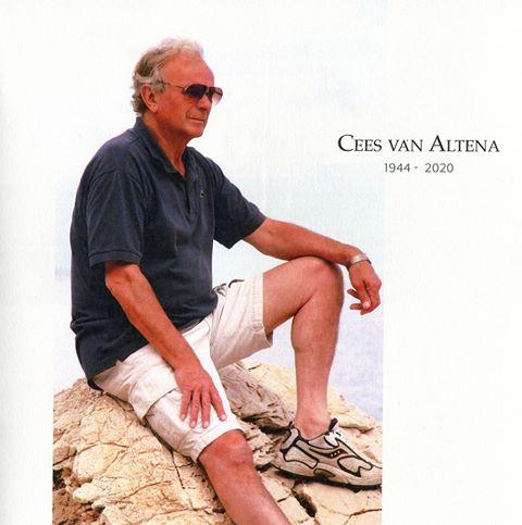 Cees van Altena overleden