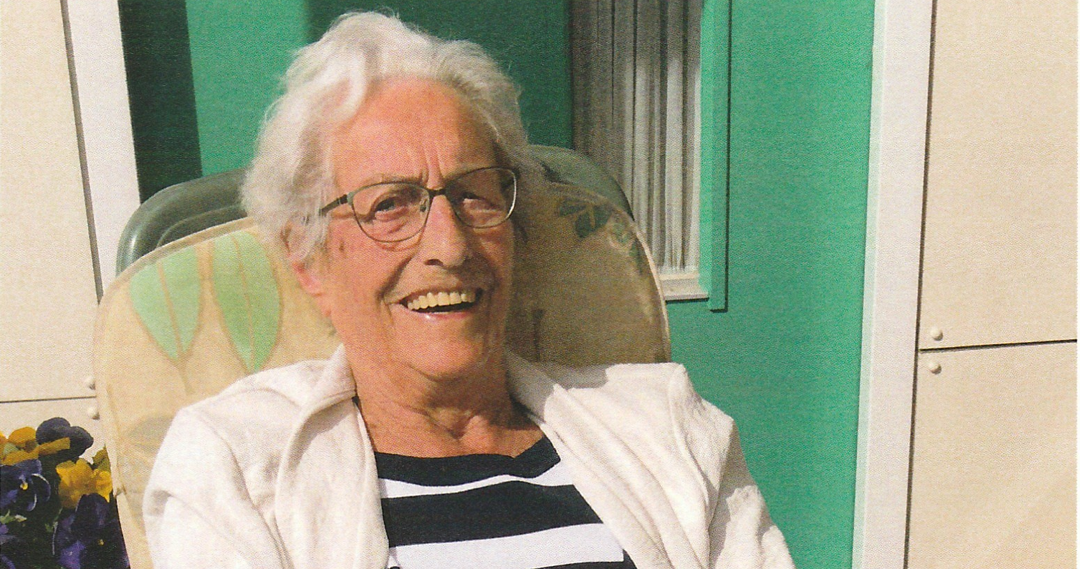 Mevrouw Gré Twisk - Ruiter overleden