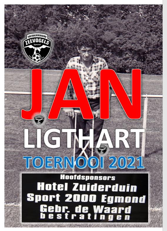 Programma Jan Ligthart Toernooi 2021